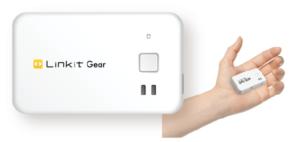 【Linkit Gear】業務用小型センサー「GPS SLIM」